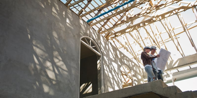 House Framing in Collingwood