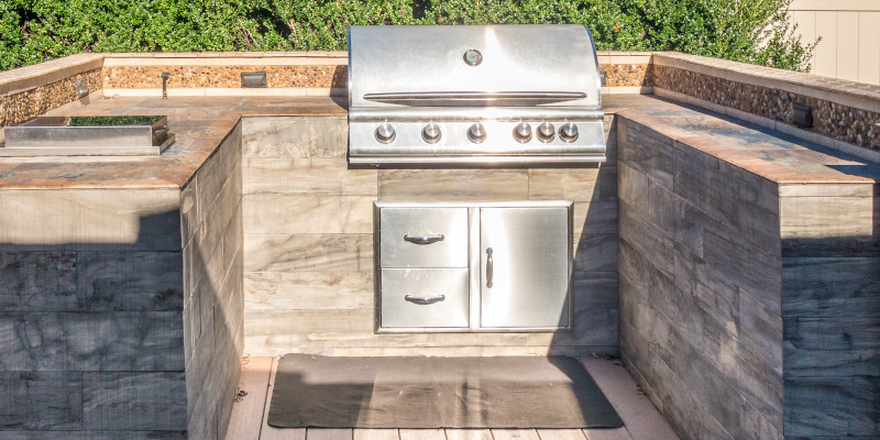 Outdoor Kitchens in Collingwood